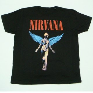 NIRVANA Angelic, Tシャツ<img class='new_mark_img2' src='https://img.shop-pro.jp/img/new/icons5.gif' style='border:none;display:inline;margin:0px;padding:0px;width:auto;' />