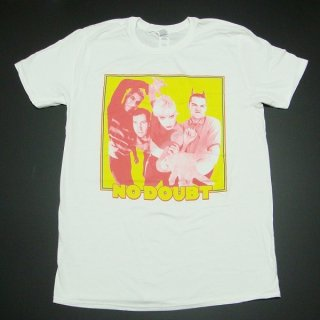 NO DOUBT Yellow Photo, Tシャツ<img class='new_mark_img2' src='https://img.shop-pro.jp/img/new/icons5.gif' style='border:none;display:inline;margin:0px;padding:0px;width:auto;' />