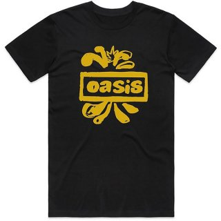 OASIS Drawn Logo Blk, Tシャツ<img class='new_mark_img2' src='https://img.shop-pro.jp/img/new/icons5.gif' style='border:none;display:inline;margin:0px;padding:0px;width:auto;' />