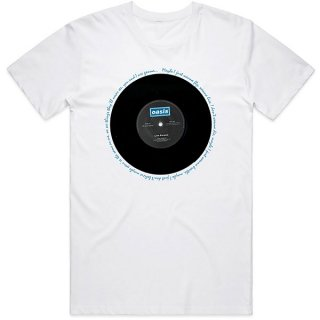 OASIS Live Forever Single Wht, Tシャツ<img class='new_mark_img2' src='https://img.shop-pro.jp/img/new/icons5.gif' style='border:none;display:inline;margin:0px;padding:0px;width:auto;' />
