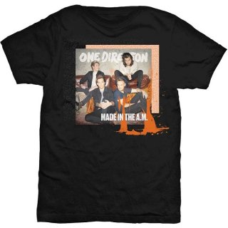 ONE DIRECTION Made in the A.M., Tシャツ<img class='new_mark_img2' src='https://img.shop-pro.jp/img/new/icons5.gif' style='border:none;display:inline;margin:0px;padding:0px;width:auto;' />