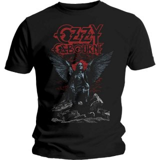 OZZY OSBOURNE Angel Wings, Tシャツ<img class='new_mark_img2' src='https://img.shop-pro.jp/img/new/icons5.gif' style='border:none;display:inline;margin:0px;padding:0px;width:auto;' />