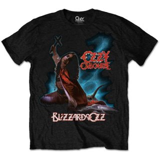 OZZY OSBOURNE Blizzard of Ozz, Tシャツ<img class='new_mark_img2' src='https://img.shop-pro.jp/img/new/icons5.gif' style='border:none;display:inline;margin:0px;padding:0px;width:auto;' />