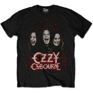 OZZY OSBOURNE Crows & Bars, Tシャツ<img class='new_mark_img2' src='https://img.shop-pro.jp/img/new/icons5.gif' style='border:none;display:inline;margin:0px;padding:0px;width:auto;' />