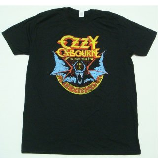 OZZY OSBOURNE Bat Circle, Tシャツ<img class='new_mark_img2' src='https://img.shop-pro.jp/img/new/icons5.gif' style='border:none;display:inline;margin:0px;padding:0px;width:auto;' />