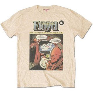 PINK FLOYD Comic, Tシャツ<img class='new_mark_img2' src='https://img.shop-pro.jp/img/new/icons5.gif' style='border:none;display:inline;margin:0px;padding:0px;width:auto;' />