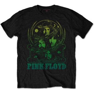 PINK FLOYD Green Swirl, Tシャツ<img class='new_mark_img2' src='https://img.shop-pro.jp/img/new/icons5.gif' style='border:none;display:inline;margin:0px;padding:0px;width:auto;' />