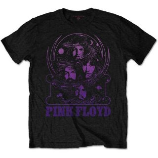 PINK FLOYD Purple Swirl, Tシャツ<img class='new_mark_img2' src='https://img.shop-pro.jp/img/new/icons5.gif' style='border:none;display:inline;margin:0px;padding:0px;width:auto;' />