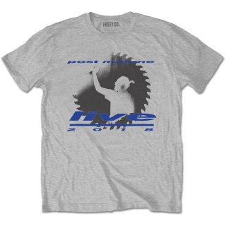 POST MALONE Live Saw, Tシャツ<img class='new_mark_img2' src='https://img.shop-pro.jp/img/new/icons5.gif' style='border:none;display:inline;margin:0px;padding:0px;width:auto;' />