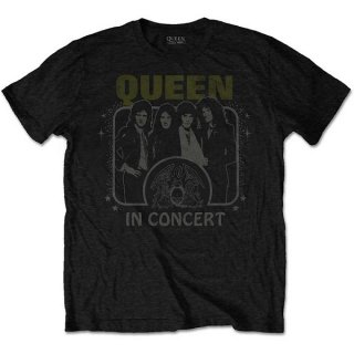 QUEEN In Concert, Tシャツ<img class='new_mark_img2' src='https://img.shop-pro.jp/img/new/icons5.gif' style='border:none;display:inline;margin:0px;padding:0px;width:auto;' />