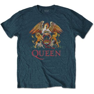 QUEEN Classic Crest, Tシャツ<img class='new_mark_img2' src='https://img.shop-pro.jp/img/new/icons5.gif' style='border:none;display:inline;margin:0px;padding:0px;width:auto;' />