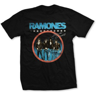 RAMONES Circle Photo, Tシャツ<img class='new_mark_img2' src='https://img.shop-pro.jp/img/new/icons5.gif' style='border:none;display:inline;margin:0px;padding:0px;width:auto;' />