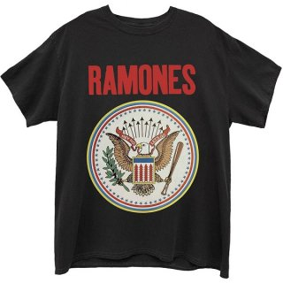 RAMONES Full Colour Seal, Tシャツ<img class='new_mark_img2' src='https://img.shop-pro.jp/img/new/icons5.gif' style='border:none;display:inline;margin:0px;padding:0px;width:auto;' />