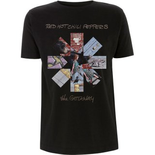 RED HOT CHILI PEPPERS Getaway Album Asterisk, Tシャツ<img class='new_mark_img2' src='https://img.shop-pro.jp/img/new/icons5.gif' style='border:none;display:inline;margin:0px;padding:0px;width:auto;' />