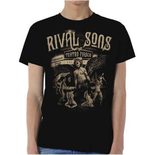 RIVAL SONS Teatro Fiasco, Tシャツ<img class='new_mark_img2' src='https://img.shop-pro.jp/img/new/icons5.gif' style='border:none;display:inline;margin:0px;padding:0px;width:auto;' />