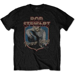 ROD STEWART Forever Crest, Tシャツ<img class='new_mark_img2' src='https://img.shop-pro.jp/img/new/icons5.gif' style='border:none;display:inline;margin:0px;padding:0px;width:auto;' />