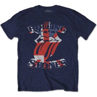 THE ROLLING STONES British Flag Tongue, Tシャツ<img class='new_mark_img2' src='https://img.shop-pro.jp/img/new/icons5.gif' style='border:none;display:inline;margin:0px;padding:0px;width:auto;' />