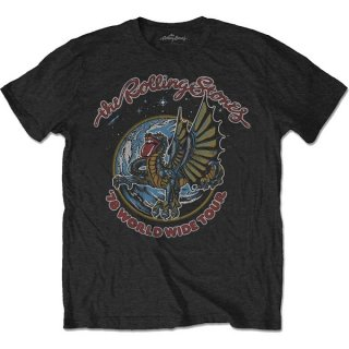 THE ROLLING STONES Dragon '78, Tシャツ<img class='new_mark_img2' src='https://img.shop-pro.jp/img/new/icons5.gif' style='border:none;display:inline;margin:0px;padding:0px;width:auto;' />