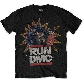 RUN DMC Pow!, Tシャツ<img class='new_mark_img2' src='https://img.shop-pro.jp/img/new/icons5.gif' style='border:none;display:inline;margin:0px;padding:0px;width:auto;' />