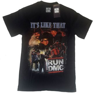 RUN DMC It's Like That Homage, Tシャツ<img class='new_mark_img2' src='https://img.shop-pro.jp/img/new/icons5.gif' style='border:none;display:inline;margin:0px;padding:0px;width:auto;' />