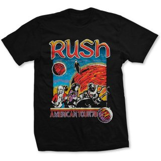 RUSH US Tour 1978, Tシャツ<img class='new_mark_img2' src='https://img.shop-pro.jp/img/new/icons5.gif' style='border:none;display:inline;margin:0px;padding:0px;width:auto;' />