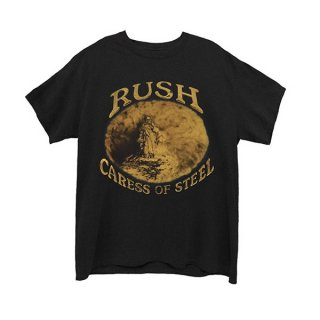 RUSH Caress of Steel, Tシャツ<img class='new_mark_img2' src='https://img.shop-pro.jp/img/new/icons5.gif' style='border:none;display:inline;margin:0px;padding:0px;width:auto;' />