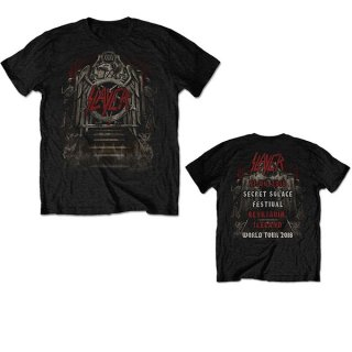 SLAYER Eagle Grave 21/06/18 Iceland Event, Tシャツ<img class='new_mark_img2' src='https://img.shop-pro.jp/img/new/icons5.gif' style='border:none;display:inline;margin:0px;padding:0px;width:auto;' />