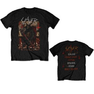 SLAYER Hellthrone 21/06/18 Iceland Event, Tシャツ<img class='new_mark_img2' src='https://img.shop-pro.jp/img/new/icons5.gif' style='border:none;display:inline;margin:0px;padding:0px;width:auto;' />