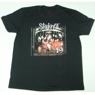 SLIPKNOT Debut Album 19 Years, Tシャツ<img class='new_mark_img2' src='https://img.shop-pro.jp/img/new/icons5.gif' style='border:none;display:inline;margin:0px;padding:0px;width:auto;' />