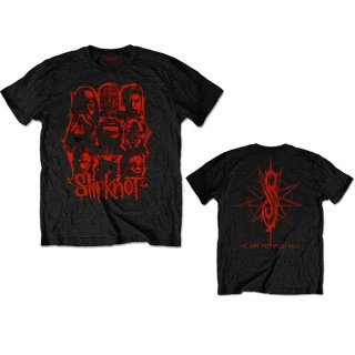 SLIPKNOT WANYK Red Patch, Tシャツ<img class='new_mark_img2' src='https://img.shop-pro.jp/img/new/icons5.gif' style='border:none;display:inline;margin:0px;padding:0px;width:auto;' />