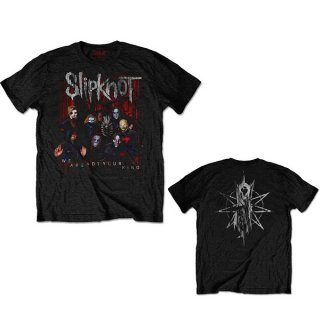 SLIPKNOT WANYK Group Photo, Tシャツ<img class='new_mark_img2' src='https://img.shop-pro.jp/img/new/icons5.gif' style='border:none;display:inline;margin:0px;padding:0px;width:auto;' />
