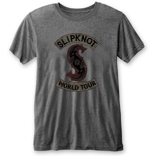 SLIPKNOT World Tour, Tシャツ<img class='new_mark_img2' src='https://img.shop-pro.jp/img/new/icons5.gif' style='border:none;display:inline;margin:0px;padding:0px;width:auto;' />