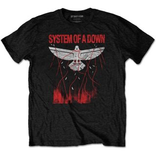 SYSTEM OF A DOWN Dove Overcome, Tシャツ<img class='new_mark_img2' src='https://img.shop-pro.jp/img/new/icons5.gif' style='border:none;display:inline;margin:0px;padding:0px;width:auto;' />