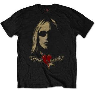 TOM PETTY Shades & Logo, Tシャツ<img class='new_mark_img2' src='https://img.shop-pro.jp/img/new/icons5.gif' style='border:none;display:inline;margin:0px;padding:0px;width:auto;' />