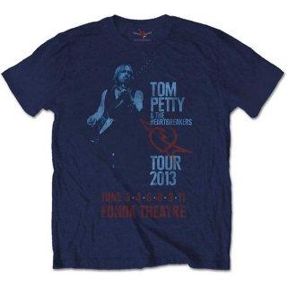 TOM PETTY Fonda Theatre, Tシャツ<img class='new_mark_img2' src='https://img.shop-pro.jp/img/new/icons5.gif' style='border:none;display:inline;margin:0px;padding:0px;width:auto;' />