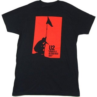 U2 Blood Red Sky, Tシャツ<img class='new_mark_img2' src='https://img.shop-pro.jp/img/new/icons5.gif' style='border:none;display:inline;margin:0px;padding:0px;width:auto;' />