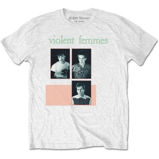 VIOLENT FEMMES Vintage Band Photo, Tシャツ<img class='new_mark_img2' src='https://img.shop-pro.jp/img/new/icons5.gif' style='border:none;display:inline;margin:0px;padding:0px;width:auto;' />