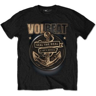 VOLBEAT Anchor, Tシャツ<img class='new_mark_img2' src='https://img.shop-pro.jp/img/new/icons5.gif' style='border:none;display:inline;margin:0px;padding:0px;width:auto;' />