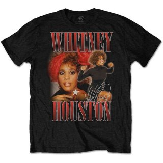 WHITNEY HOUSTON 90s Homage Blk, Tシャツ<img class='new_mark_img2' src='https://img.shop-pro.jp/img/new/icons5.gif' style='border:none;display:inline;margin:0px;padding:0px;width:auto;' />