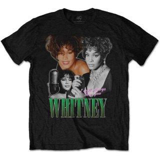 WHITNEY HOUSTON Always Love You Homage, Tシャツ<img class='new_mark_img2' src='https://img.shop-pro.jp/img/new/icons5.gif' style='border:none;display:inline;margin:0px;padding:0px;width:auto;' />
