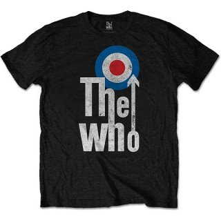 THE WHO Elevated Target, Tシャツ<img class='new_mark_img2' src='https://img.shop-pro.jp/img/new/icons5.gif' style='border:none;display:inline;margin:0px;padding:0px;width:auto;' />