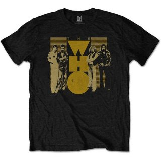 THE WHO Yellow, Tシャツ<img class='new_mark_img2' src='https://img.shop-pro.jp/img/new/icons5.gif' style='border:none;display:inline;margin:0px;padding:0px;width:auto;' />