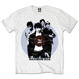 THE WHO Maximum R&B, Tシャツ<img class='new_mark_img2' src='https://img.shop-pro.jp/img/new/icons5.gif' style='border:none;display:inline;margin:0px;padding:0px;width:auto;' />