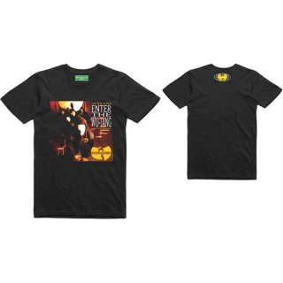 WU-TANG CLAN Enter The Wu-Tang, Tシャツ<img class='new_mark_img2' src='https://img.shop-pro.jp/img/new/icons5.gif' style='border:none;display:inline;margin:0px;padding:0px;width:auto;' />