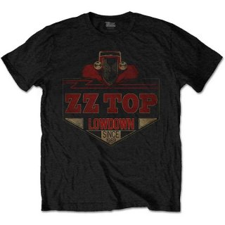 ZZ TOP Lowdown, Tシャツ<img class='new_mark_img2' src='https://img.shop-pro.jp/img/new/icons5.gif' style='border:none;display:inline;margin:0px;padding:0px;width:auto;' />