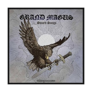 GRAND MAGUS Magus Sword Songs, パッチ