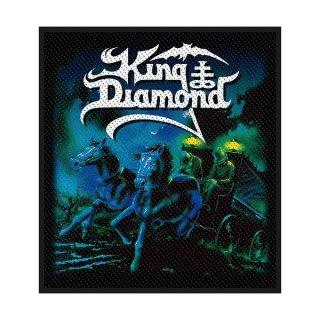 KING DIAMOND Abigail, パッチ