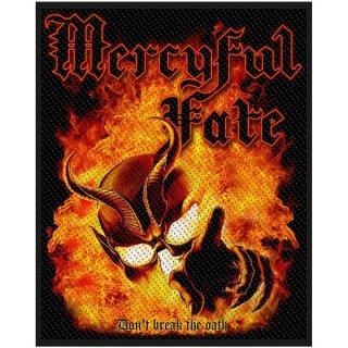 MERCYFUL FATE Don't Break The Oath, パッチ
