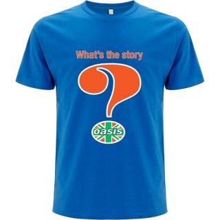 OASIS Question Mark, Tシャツ