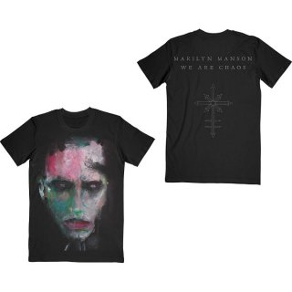 MARILYN MANSON We Are Chaos, Tシャツ